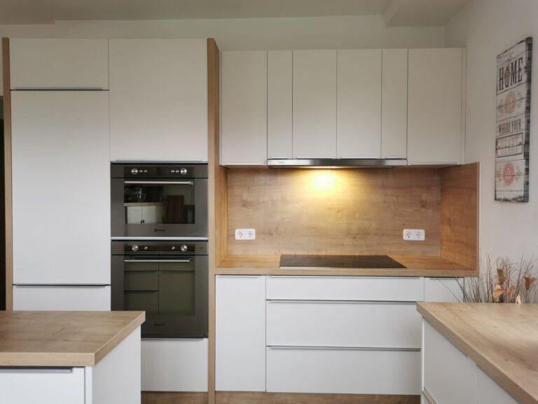 Küche verkleinert